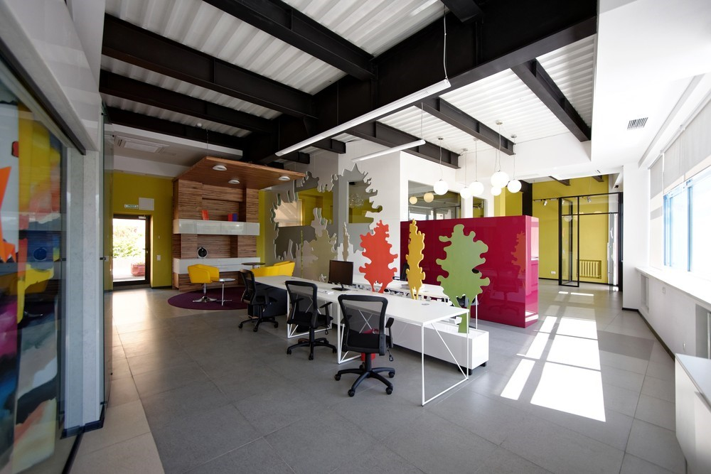 choosing right colors for office