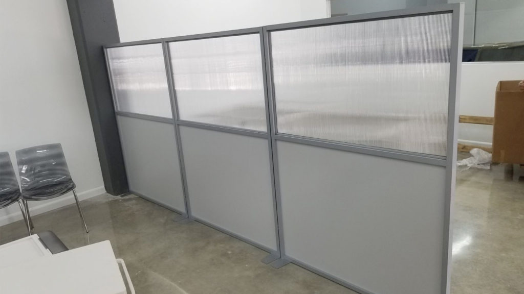 Office Room Dividers Free Standing