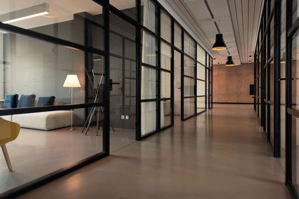 modular glass