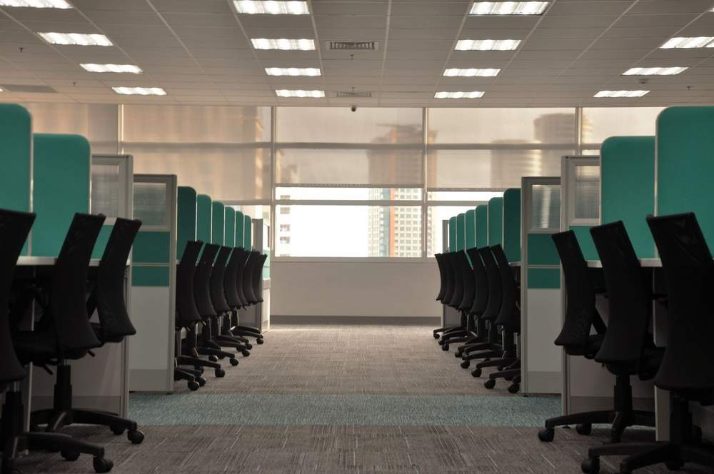 movable cubicle partitions