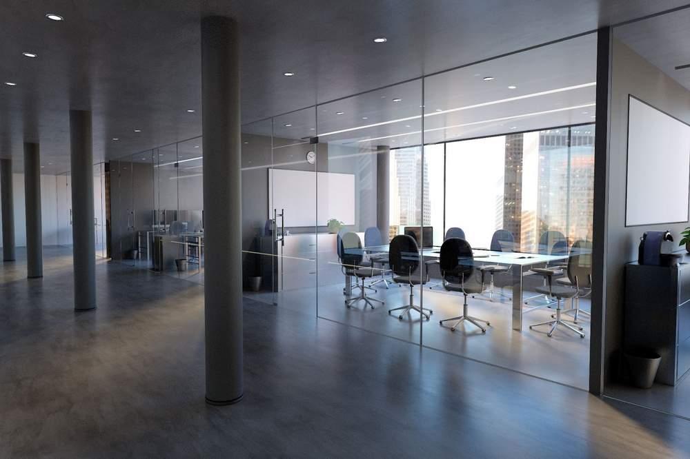 modular glass partition walls