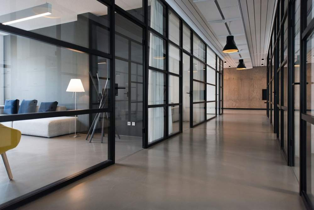 different office partition ideas